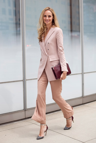 Fashion-Week-Street-Style-Lauren-Santo-Domingo