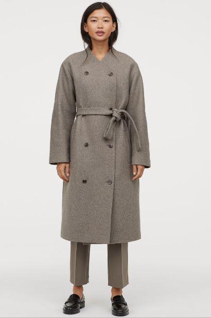 hm cappotto